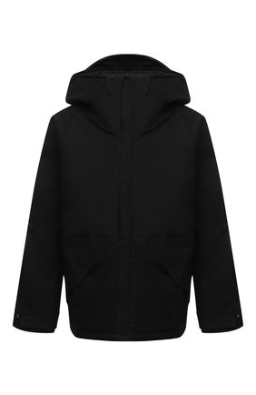 Мужская пуховая куртка DANIELE BASTA черного цвета, арт. DB729T19X25CF/GHANA TEX CF | Фото 1