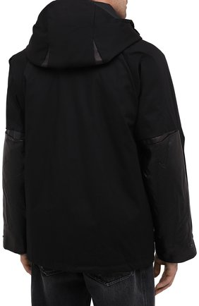 Мужская пуховая куртка DANIELE BASTA черного цвета, арт. DB729T19X25CF/GHANA TEX CF | Фото 5