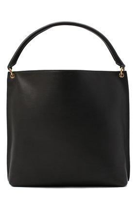 Женский сумка tag SAINT LAURENT черного цвета, арт. 635266/0RJ0W | Фото 1