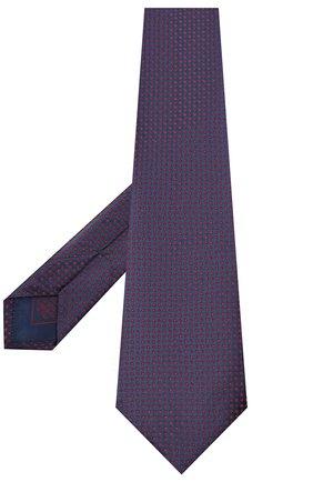 Мужской шелковый галстук BRIONI красного цвета, арт. 062H00/09425 | Фото 2
