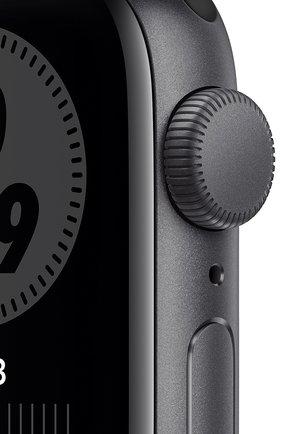 Смарт-часы Apple Watch Nike SE GPS 40mm Space Gray Aluminium Case with Anthracite/Black Nike Sport Band | Фото №2