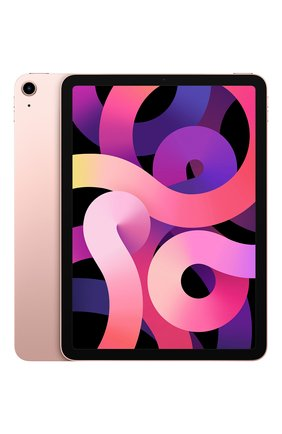 "Ipad air (2020, 4-gen) 10.9"" wi-fi 64gb rose gold APPLE  rose gold цвета, арт. MYFP2RU/A | Фото 1"