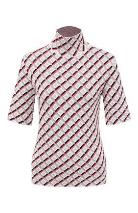 Женский пуловер из вискозы ESCADA розового цвета, арт. 5033890 | Фото 1