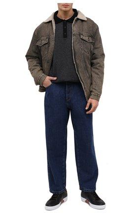 Мужская джинсовая куртка Y/PROJECT бежевого цвета, арт. JACK66-S19 D06 | Фото 2