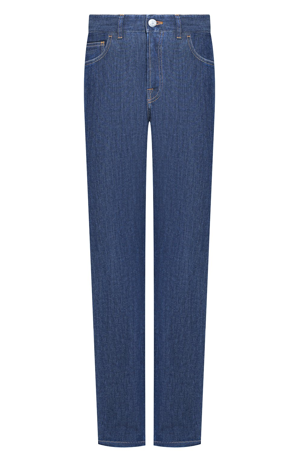 Мужские джинсы BRIONI голубого цвета, арт. SPNJ0L/P9D22/STELVI0 | Фото 1