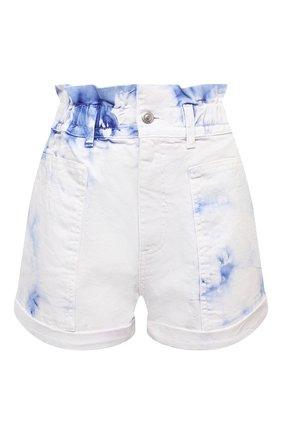 Женские джинсовые шорты STELLA MCCARTNEY разноцветного цвета, арт. 576545/S0H09 | Фото 1
