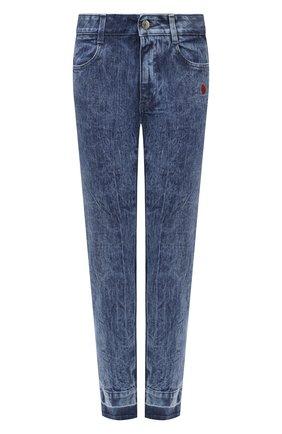 Женские джинсы STELLA MCCARTNEY синего цвета, арт. 555914/S0H04 | Фото 1