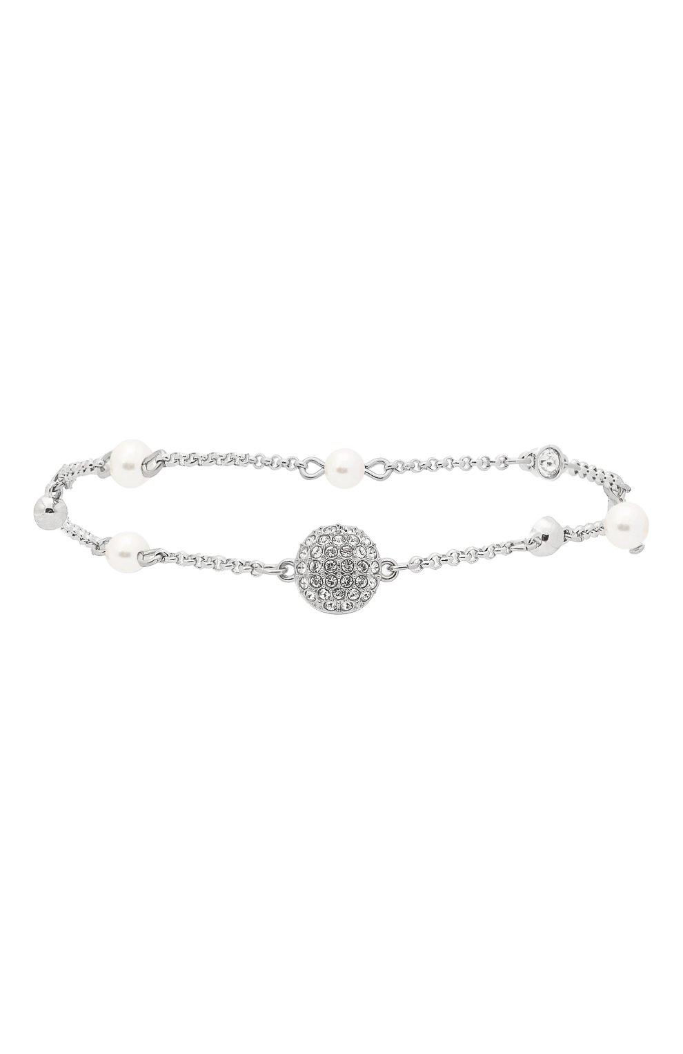 Женский браслет remix collection SWAROVSKI серебряного цвета, арт. 5572076 | Фото 1