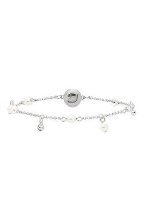 Женский браслет remix collection SWAROVSKI серебряного цвета, арт. 5572076 | Фото 2
