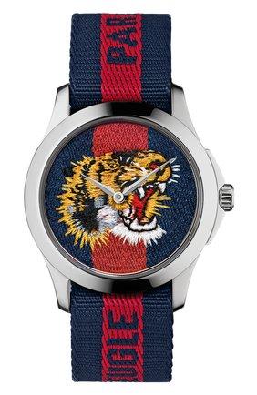 Женские часы le marché des merveilles GUCCI разноцветного цвета, арт. YA126495 | Фото 1