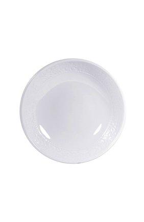 Мужского блюдо для пасты louvre BERNARDAUD белого цвета, арт. 0542/3490   Фото 1
