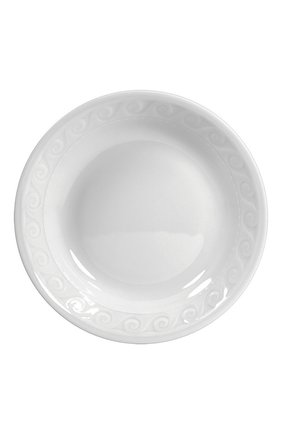 Мужского блюдо для гарнира louvre BERNARDAUD белого цвета, арт. 0542/53 | Фото 1