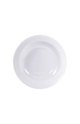 Мужского блюдо louvre BERNARDAUD белого цвета, арт. 0542/115 | Фото 1
