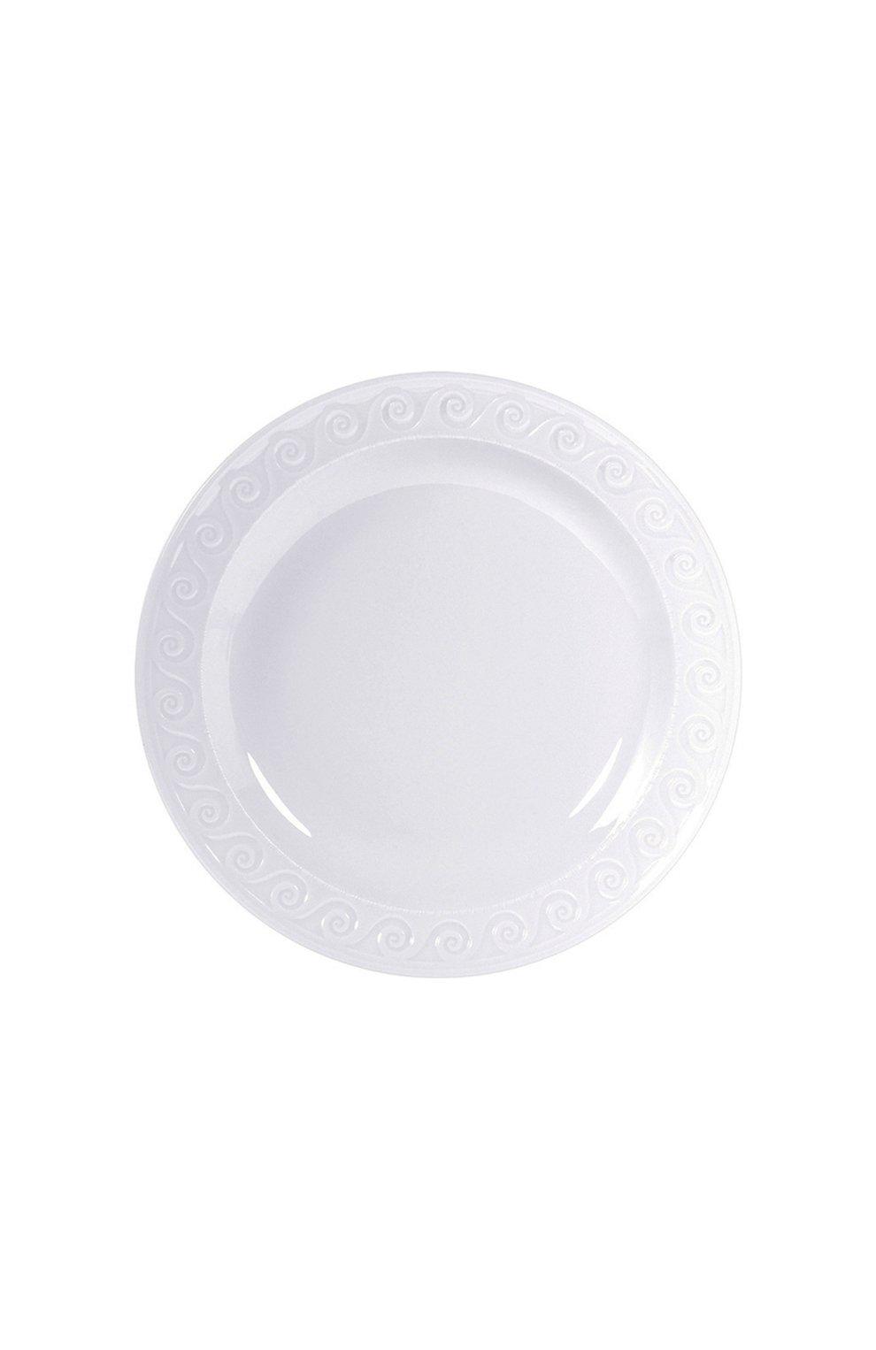 Мужского блюдо louvre BERNARDAUD белого цвета, арт. 0542/117 | Фото 1