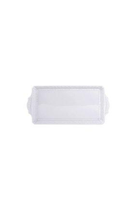 Мужского блюдо с ручками louvre BERNARDAUD белого цвета, арт. 0542/3380 | Фото 1