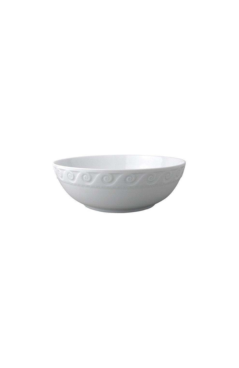 Мужского салатник louvre BERNARDAUD белого цвета, арт. 0542/2788 | Фото 1