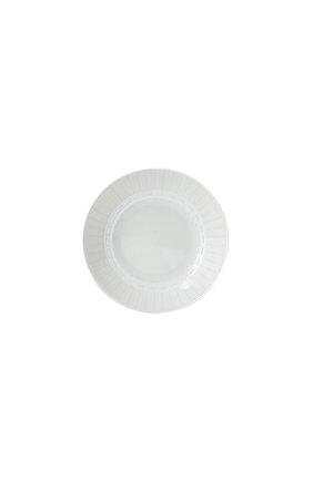 Мужского тарелка суповая louvre BERNARDAUD белого цвета, арт. 0542/22469 | Фото 1