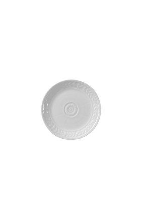 Мужского тарелка пирожковая louvre BERNARDAUD белого цвета, арт. 0542/5242 | Фото 1