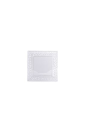 Мужского тарелка пирожковая louvre BERNARDAUD белого цвета, арт. 0542/21792 | Фото 1