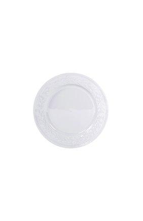 Мужского тарелка салатная louvre BERNARDAUD белого цвета, арт. 0542/17 | Фото 1