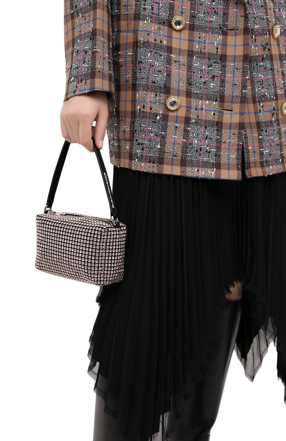 Женская сумка ALEXANDER WANG бежевого цвета, арт. 20C220P260   Фото 2