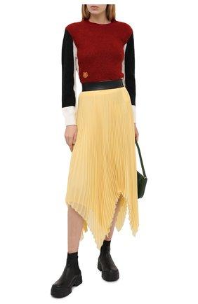 Женский свитер KENZO разноцветного цвета, арт. FA62PU5113AF | Фото 2