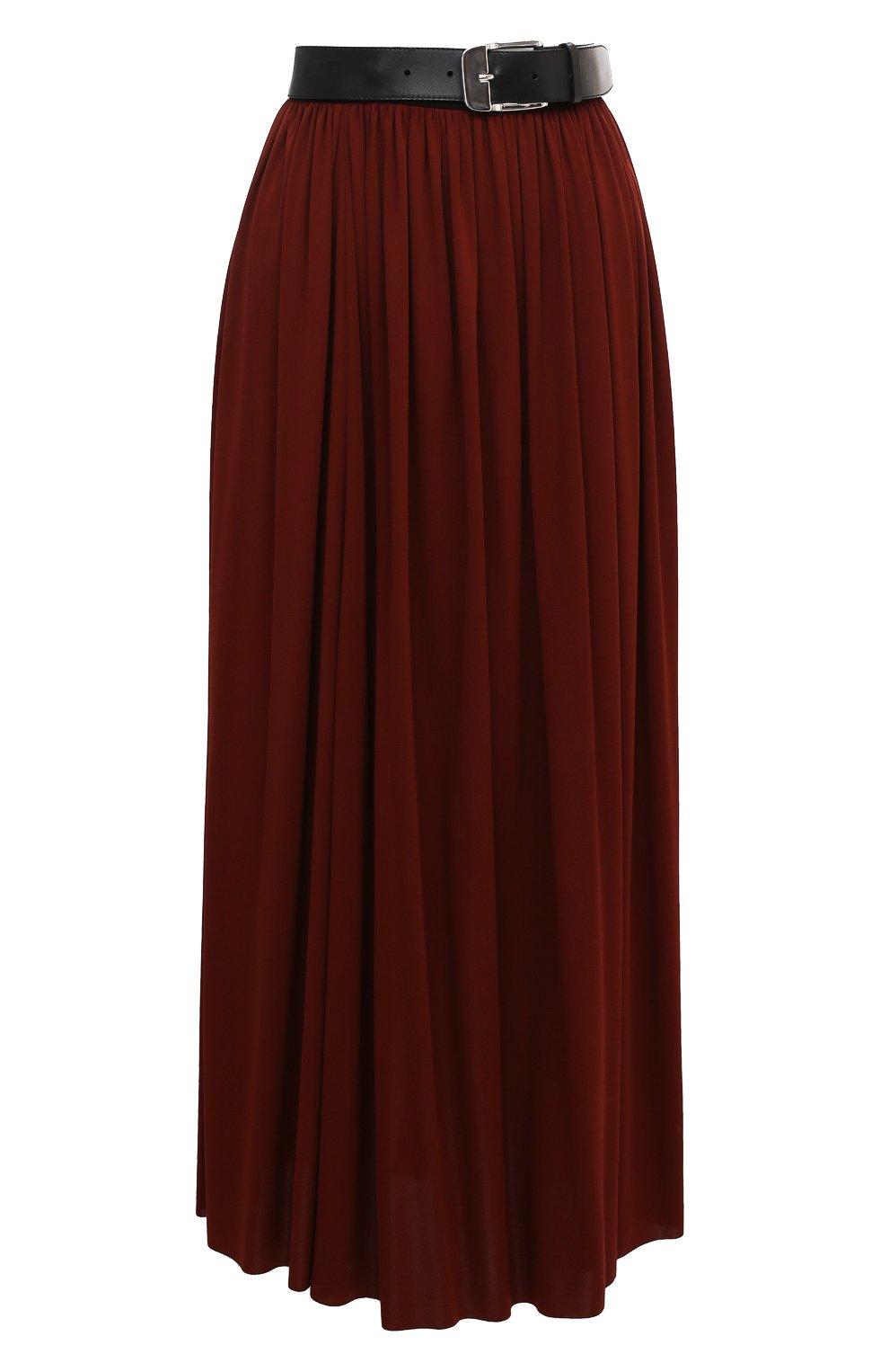 Женская юбка PROENZA SCHOULER бордового цвета, арт. R2035032-JY069   Фото 1