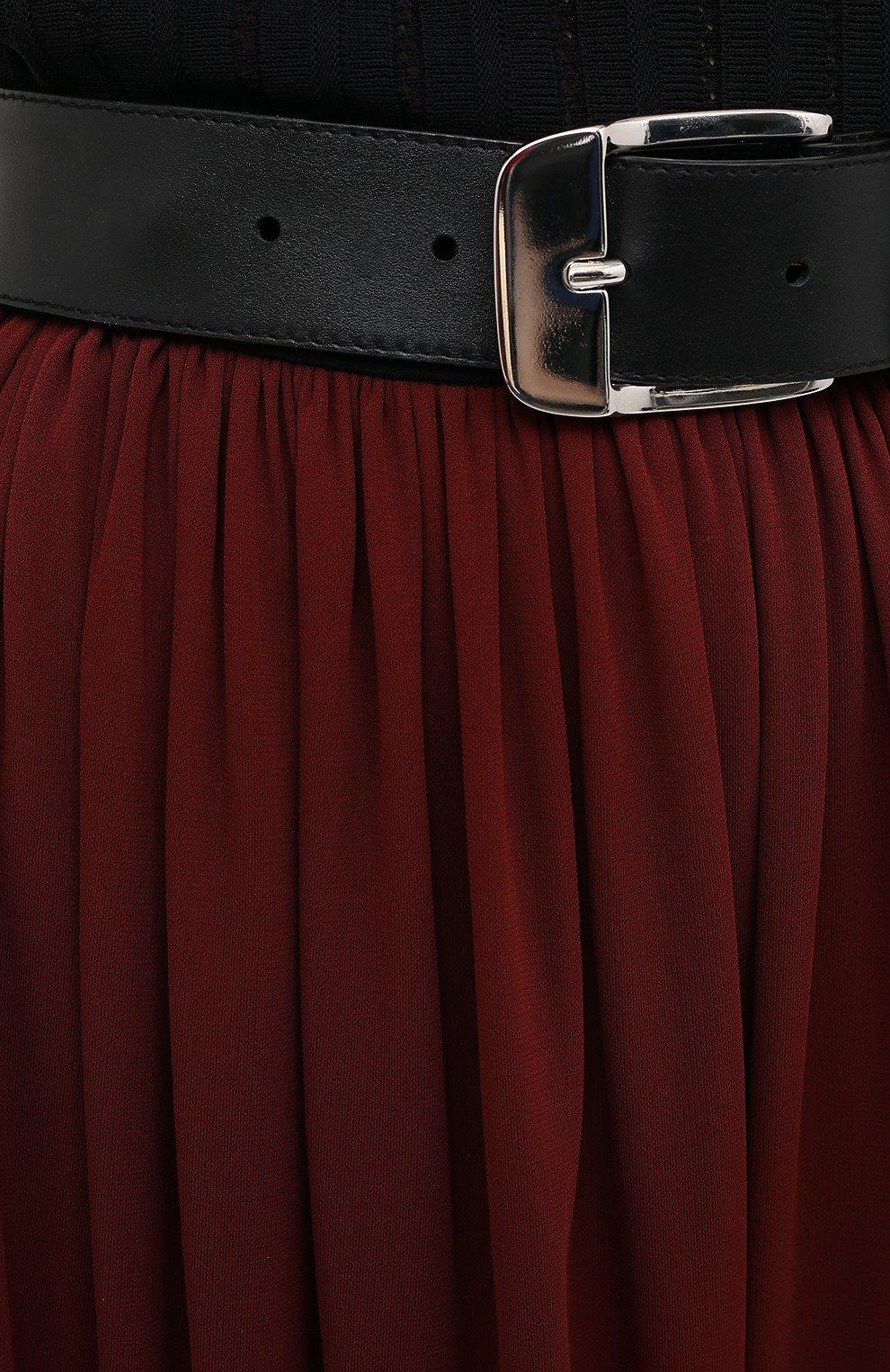 Женская юбка PROENZA SCHOULER бордового цвета, арт. R2035032-JY069   Фото 6