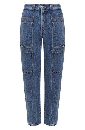 Женские джинсы STELLA MCCARTNEY синего цвета, арт. 601792/S0H02 | Фото 1