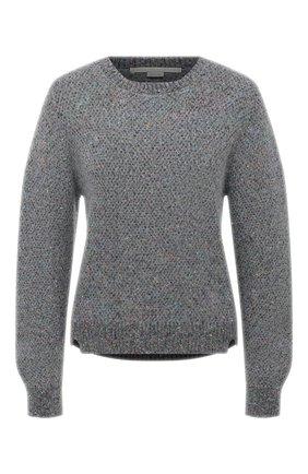 Женская свитер STELLA MCCARTNEY серебряного цвета, арт. 601750/S2197   Фото 1