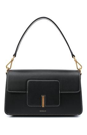 Женская сумка georgia WANDLER черного цвета, арт. GE0RGIA BAG | Фото 1