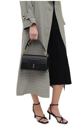 Женская сумка georgia WANDLER черного цвета, арт. GE0RGIA BAG | Фото 2