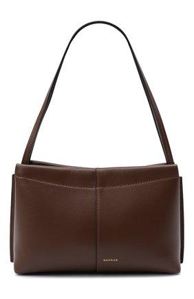 Женская сумка carly mini WANDLER коричневого цвета, арт. CARLY MINI | Фото 1