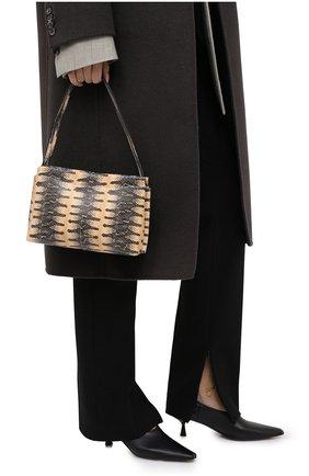Женская сумка carly mini WANDLER разноцветного цвета, арт. CARLY MINI PYTH0N | Фото 2