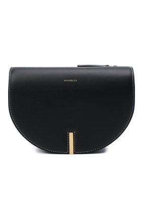 Женская сумка nana WANDLER черного цвета, арт. NANA BAG | Фото 1