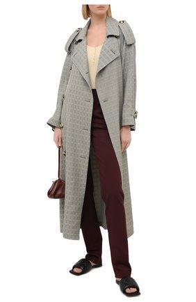 Женский кашемировый пуловер VINCE светло-бежевого цвета, арт. V670778467   Фото 2