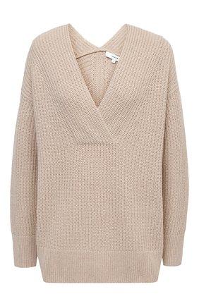 Женский свитер VINCE светло-бежевого цвета, арт. V672178489 | Фото 1