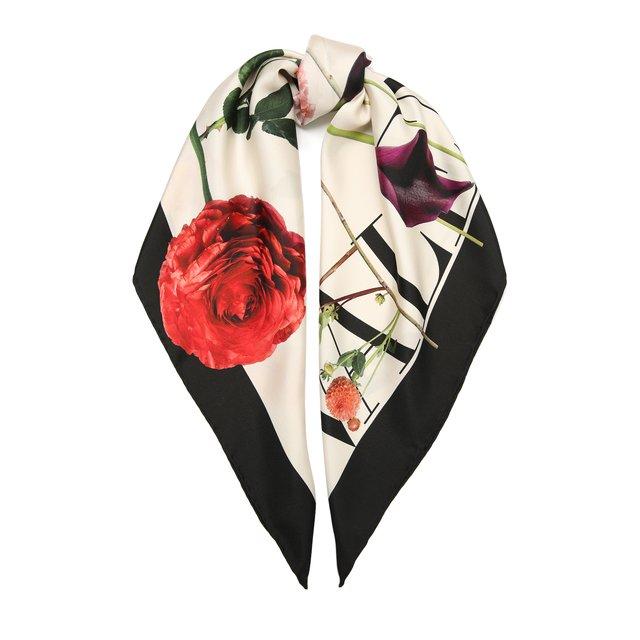 Шелковый платок Valentino