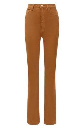 Женские джинсы J BRAND коричневого цвета, арт. JB002773/A   Фото 1