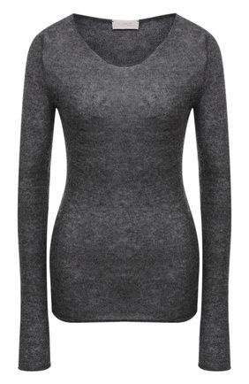 Женский пуловер MRZ темно-серого цвета, арт. FW20-0031 | Фото 1