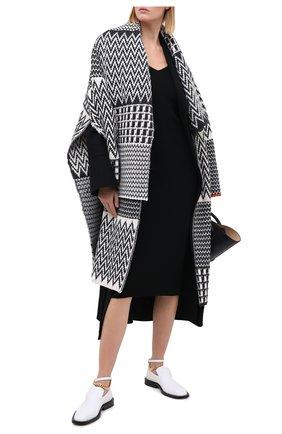 Женское шерстяное платье MRZ черного цвета, арт. FW20-0081 | Фото 2