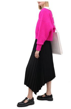 Женская юбка MRZ черного цвета, арт. FW20-0090   Фото 2