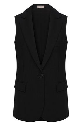 Женский жилет MRZ черного цвета, арт. FW20-0093 | Фото 1