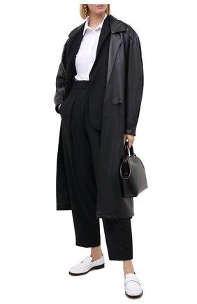 Женские брюки MRZ черного цвета, арт. FW20-0100 | Фото 2