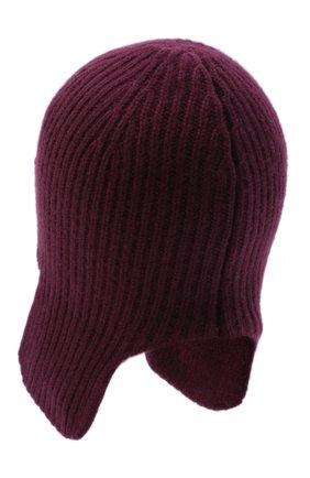 Кашемировая шапка-ушанка Maurice   Фото №2