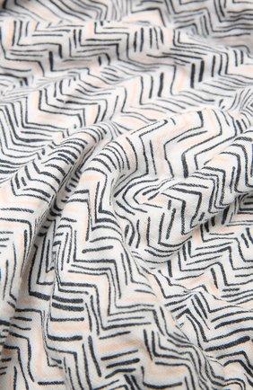 Детского хлопковое одеяло ADEN+ANAIS разноцветного цвета, арт. WL6010 | Фото 3