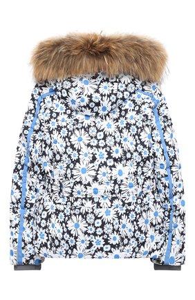Детская куртка с капюшоном POIVRE BLANC разноцветного цвета, арт. 279584   Фото 2