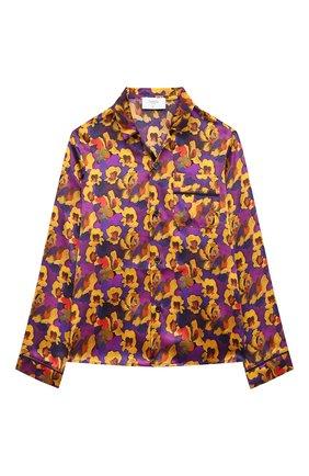 Детское шелковая блузка PAADE MODE разноцветного цвета, арт. 20414602/10Y-16Y   Фото 1