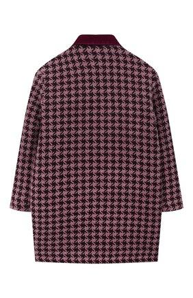 Детское пальто PAADE MODE фиолетового цвета, арт. 20423203/10Y-16Y   Фото 2