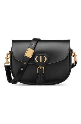 Женская сумка dior bobby DIOR черного цвета, арт. M9319UMOLM900   Фото 1